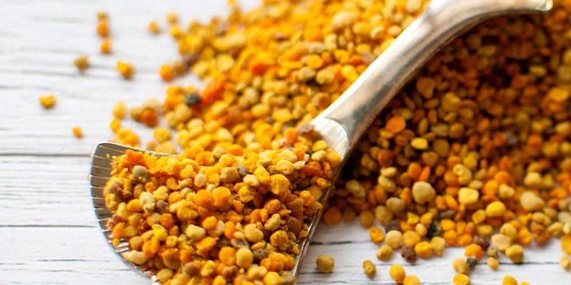 Sprzedaż hurtowa superfoods Pyłek pszczeli