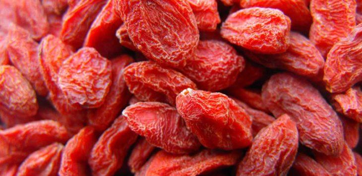 Hurtowa owoców suszonych goji